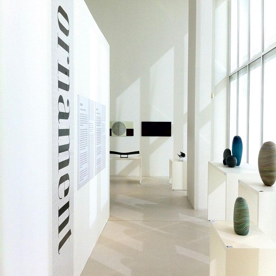 claudia borella ornament exhibition
